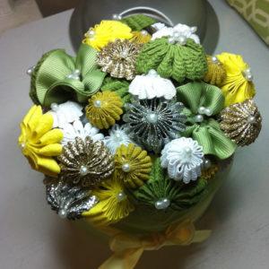 In Progress: My Wedding Bouquet