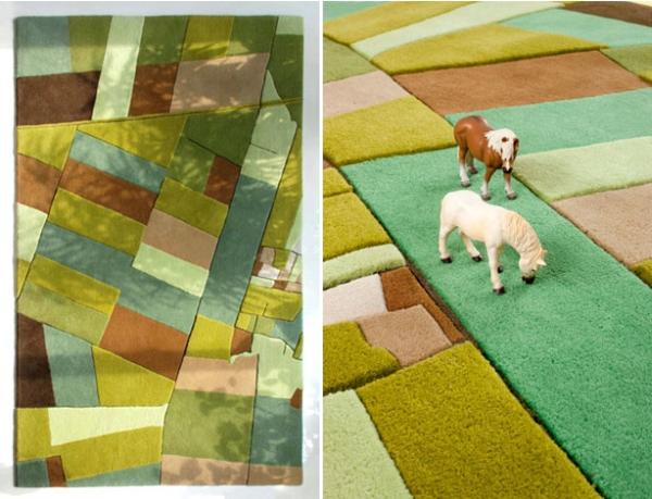 Crafting Strikes: Landscape Carpeting