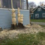 Crafting Strikes: Tree Snowmen