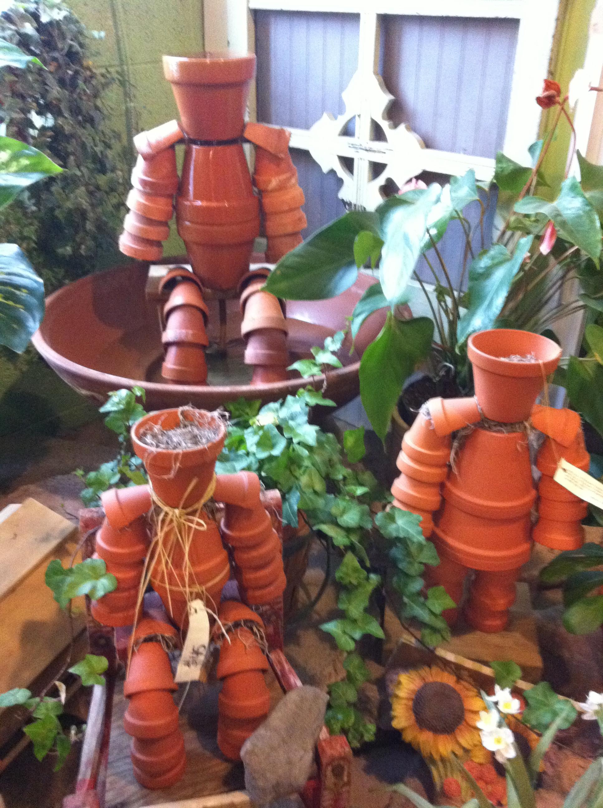 Crafting Strikes: Flower Pot Dudes Update