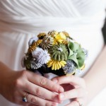 How-to: Homemade Wedding Bouquet