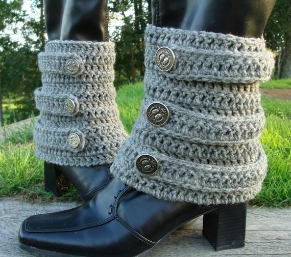 Free Crochet Pattern 60342AD Crochet Bolero : Lion Brand Yarn Company