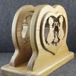 My Family's Crafts: Bo Peep Napkin Holder