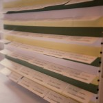 How to: Seating Arrangement Ribbon Display