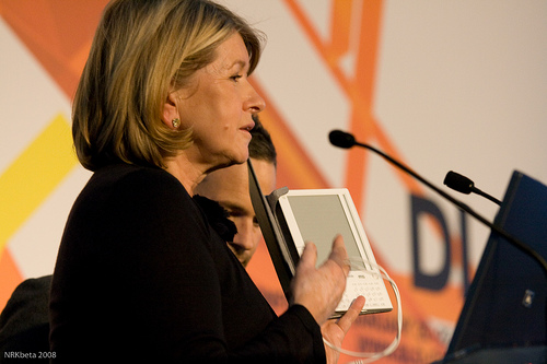 Martha Stewart on Brand Media in the Tablet Age