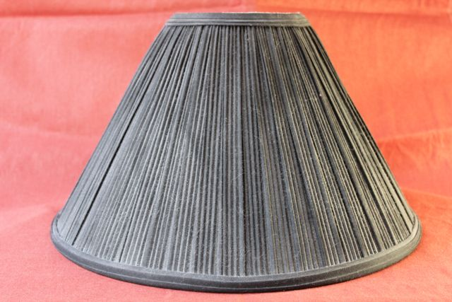 How to pleated lampshade redo cut mozeypictures Gallery