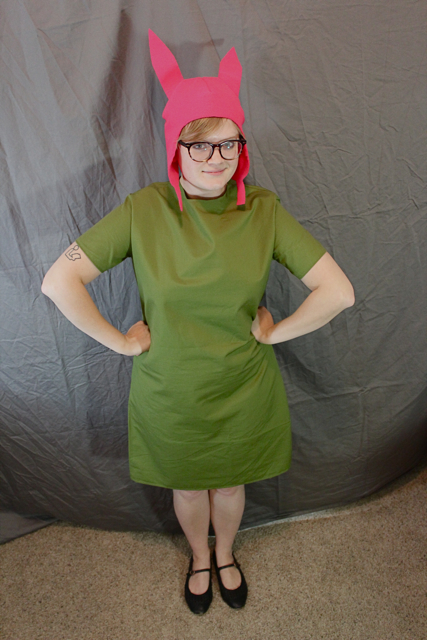 How-to: Louise Dress from Bob's Burgers - Hands Occupied