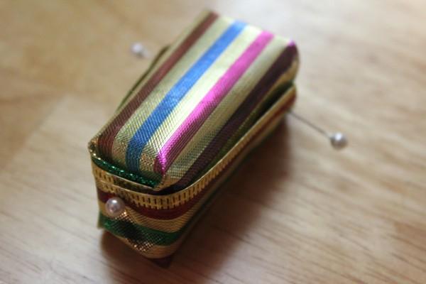 Mini Gift Box Ornament