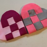 How-to: Felt Swedish Hearts