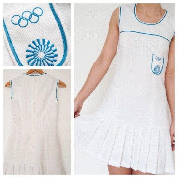 Vintage Olympic Finds Treasury