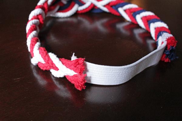 How-to: Nautical Headband | HandsOccupied.com
