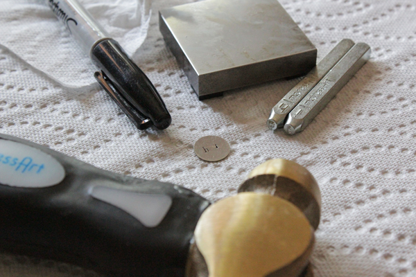 How-to: Metal Stamping 101 | HandsOccupied.com