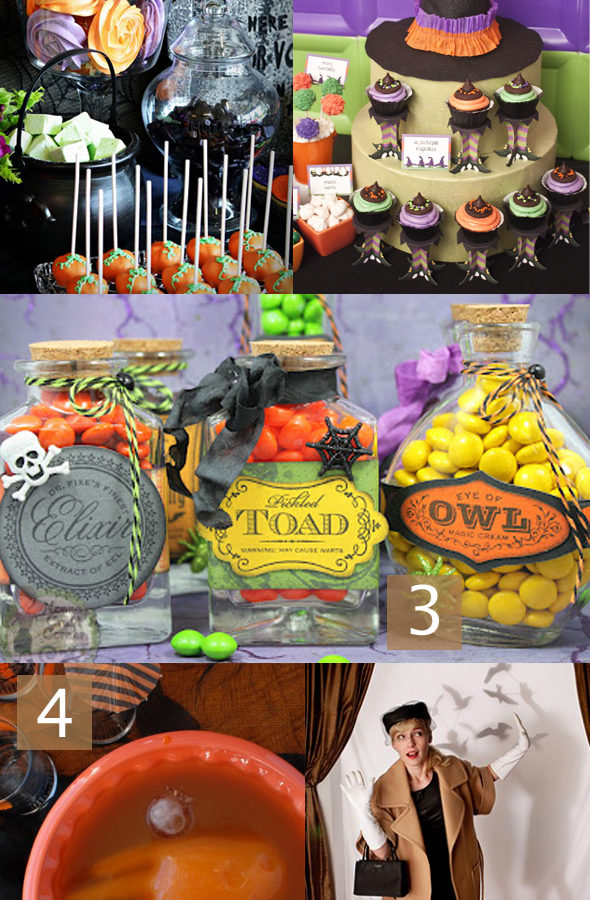 Spooky Party Inspiration