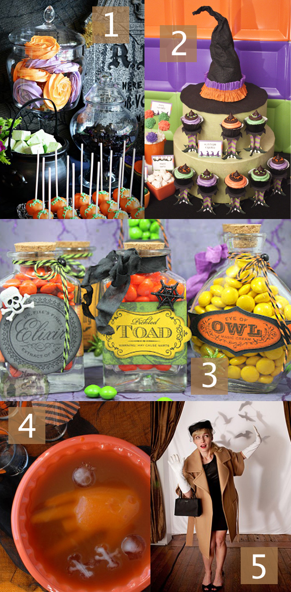 Spooky Party Inspiration | HandsOccupied.com