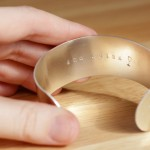 How-to: Metal Stamped Cuff