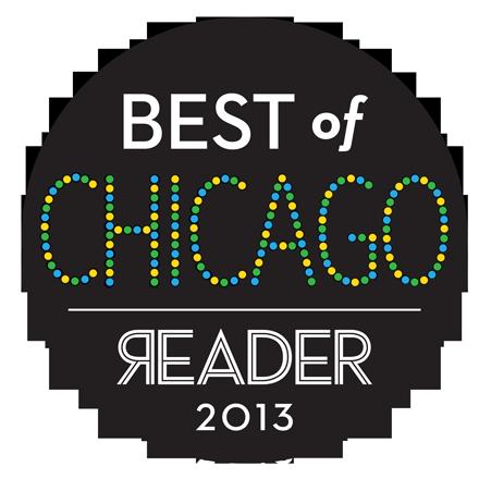 Best of Chicago 2013 logo