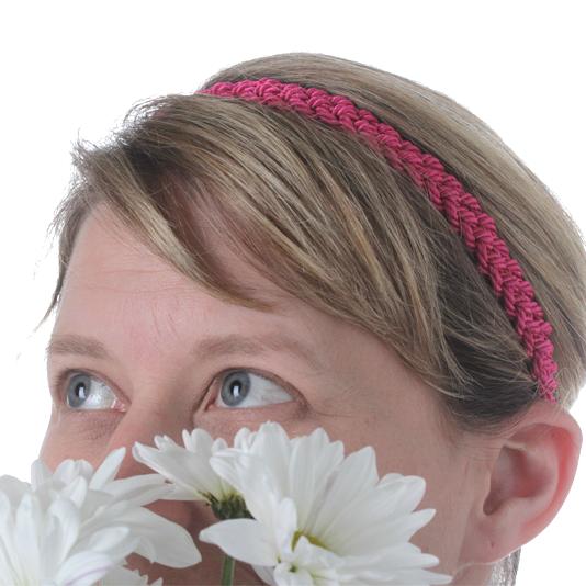How-to: 5 Strand Braided Cord Headband