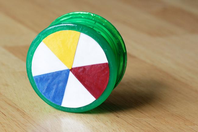 How-to: Optical Illusion Yo-yo at HandsOccupied.com
