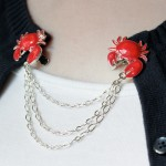 How-to: Crab Grabby Sweater Chain