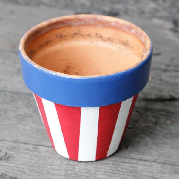 How-to: Uncle Sam Planter - HandsOccupied.com