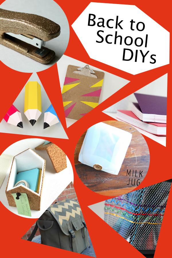 Best Back to School DIY Ideas | Hands Occupied