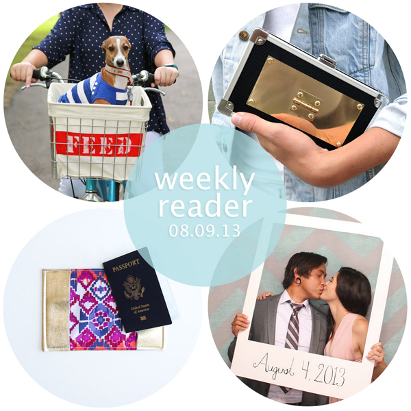 Weekly Reader 08.09.13 | Hands Occupied