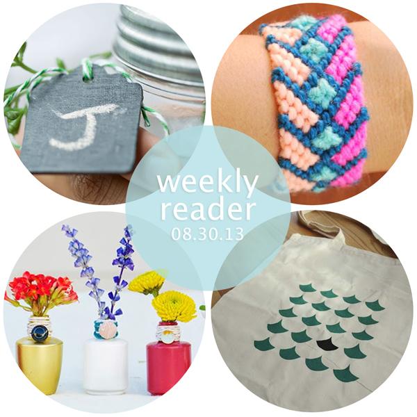 Weekly Reader 08.30.13 | Hands Occupied