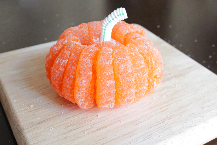 How-to: Orange Slice Pumpkins | Hands Occupied