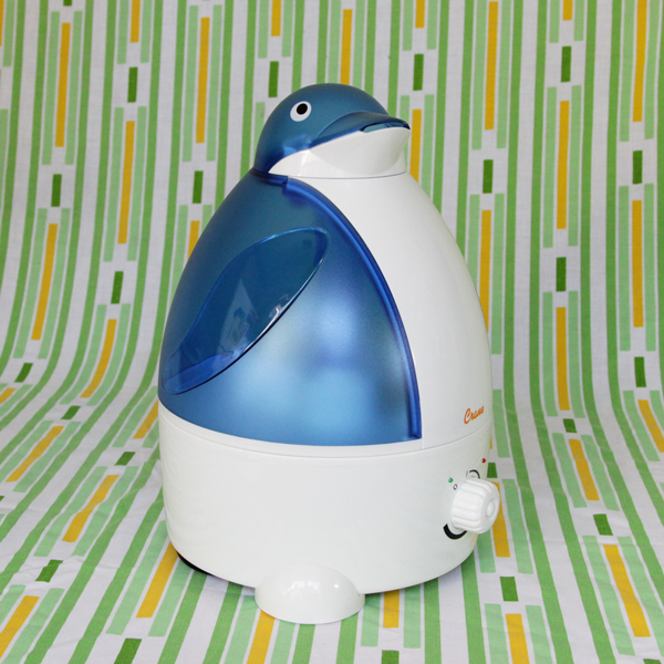 Review & Giveaway: Crane Humidifiers - Hands Occupied