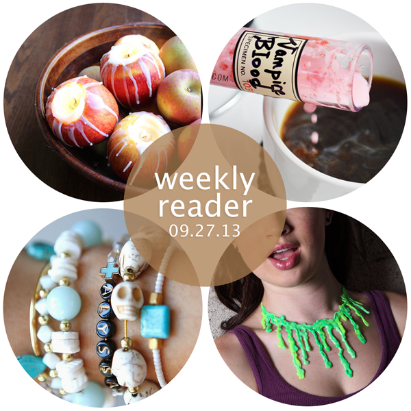 Weekly Reader 09.27.13 | Hands Occupied