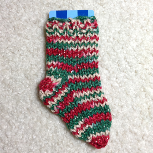 hmckillip's Mini Christmas Stocking