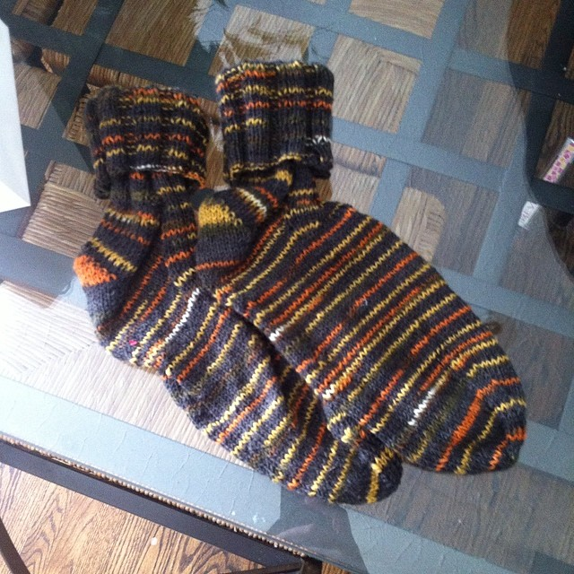 Katelynmade's Spring 2014 Knit Along Socks - Hands Occupied Reader Gallery