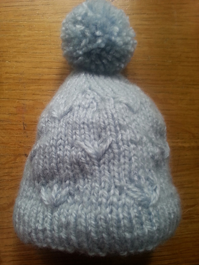 itsgretchen's Winter Sea Stocking Cap