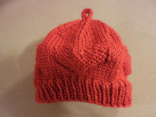 kiese's Baby Hearts Hat