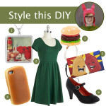 Style this DIY: Louise Belcher Hat