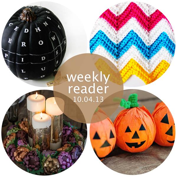 Weekly Reader 10.04.13 | Hands Occupied