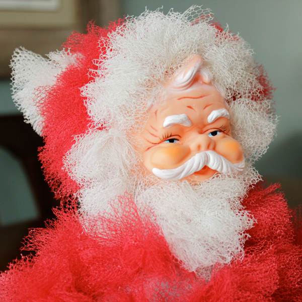 How-to: Vintage Style Santa | Hands Occupied