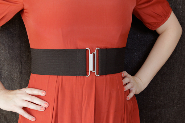 How-to: DIY a Wide Belt at Hands Occupied