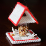 How-to: Vintage Bird Feeder Ornament