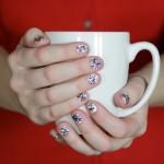 Glitter Nails for NYE