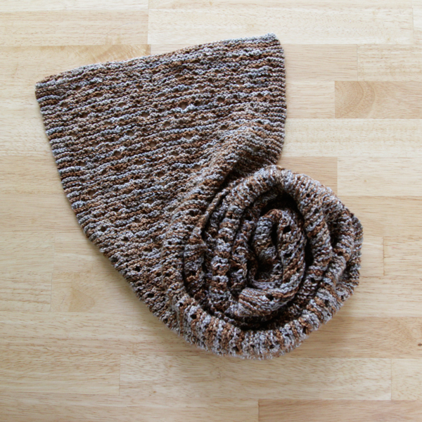 Lovely Lacey Scarf at Hands Occupied