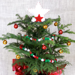 O (mini) Christmas Tree