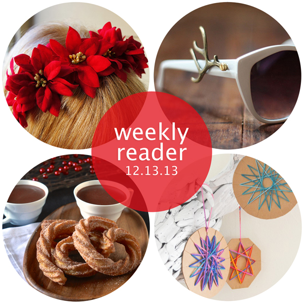 Weekly Reader 12.13.13 | Hands Occupied