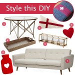 Style this DIY: Swiss Army Blanket