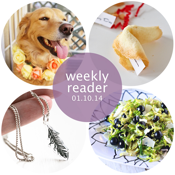 Weekly Reader 01.10.14 | Hands Occupied