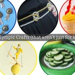 15 Olympic Crafts (that aren't just for kids!)
