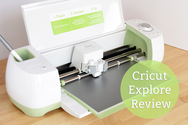 Cricut Explore Brings New Meaning to Cutting Edge