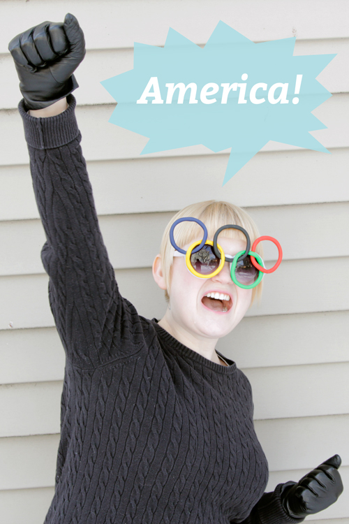 Olympic Rings Sunglasses