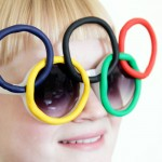 Olympic Rings Sunglasses