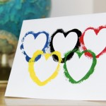 Olympic Rings Valentine